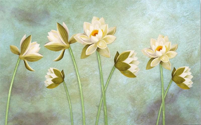 Фотообои Нарциссы