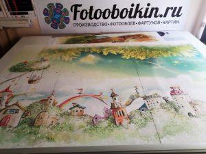 Фотообои для ребенка