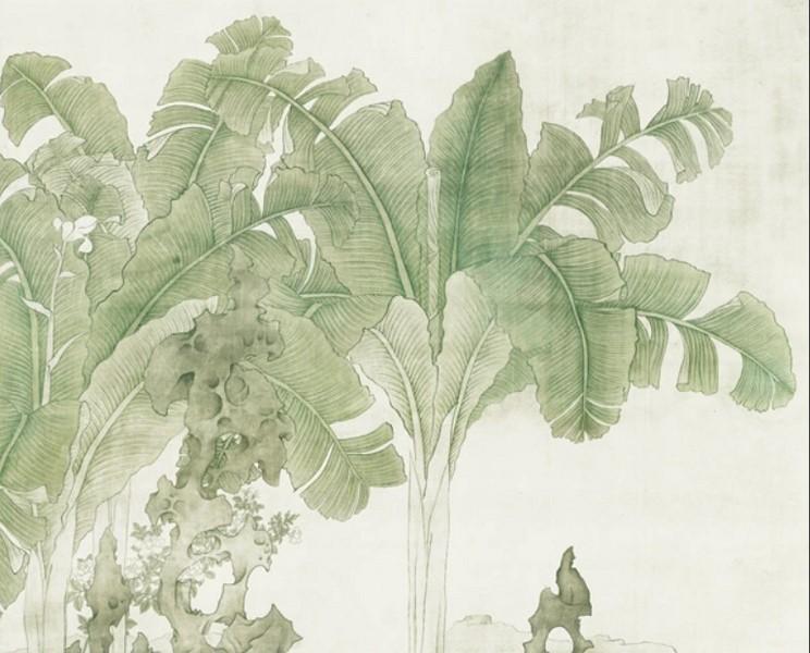 Фотообои Абстракция листья