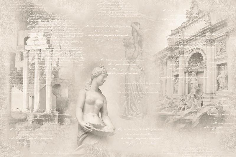 Фотообои Скульптуры