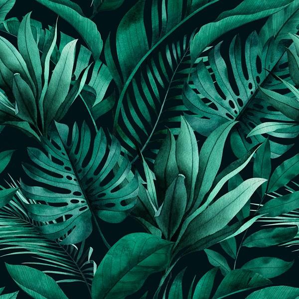 Фотообои Густая листва