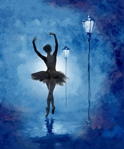 Фотообои Балерина