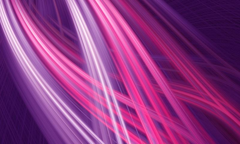 Фотообои Абстракция розово фиолетовые волны