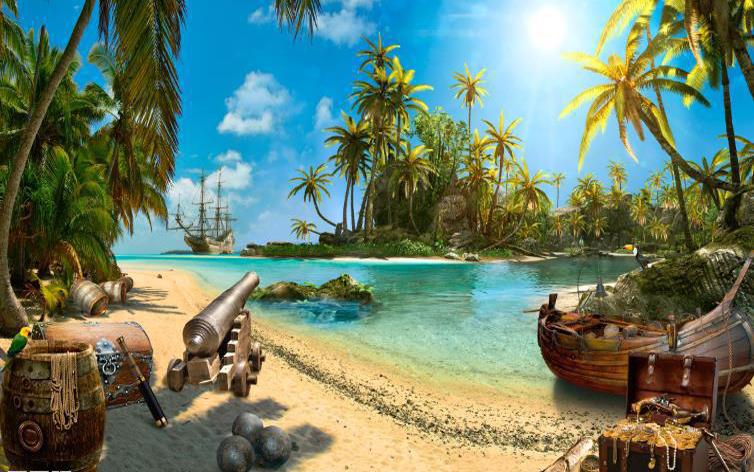 Фотообои Пиратские