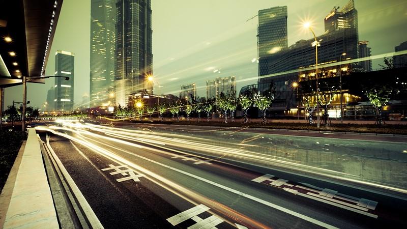 Фотообои Городские