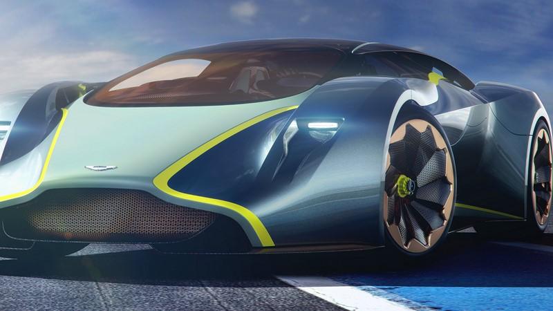 Фотообои Машина будущего