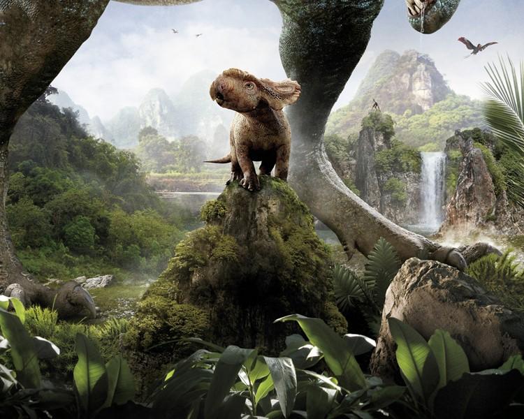 Фотообои Динозаврик