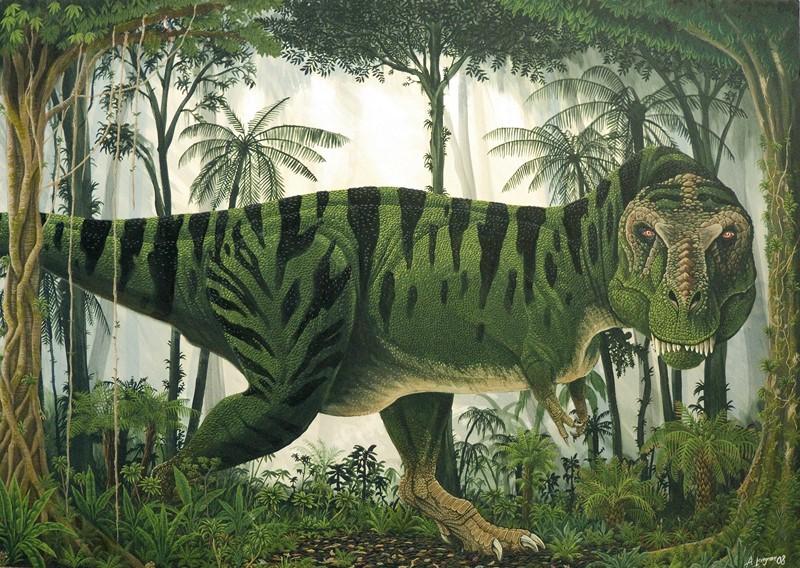 Фотообои Динозавр Рекс