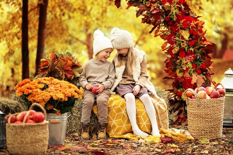 Фотообои Красивая осень