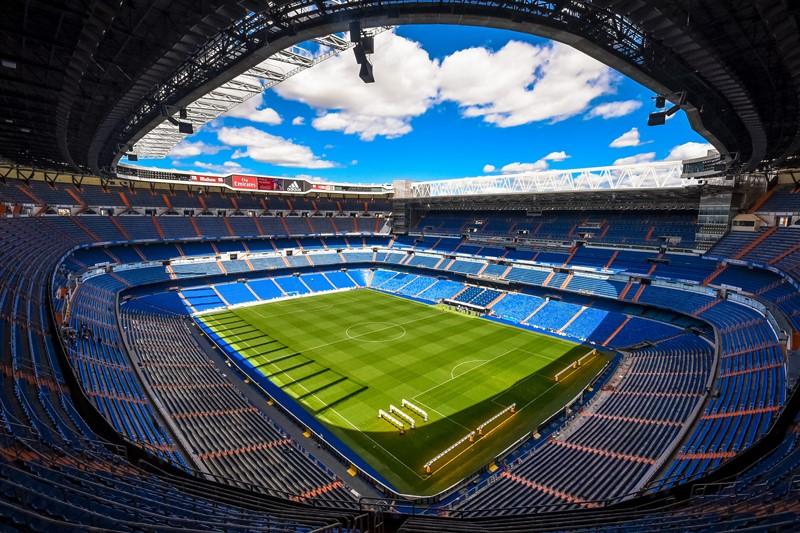 Фотообои Реал Мадрид