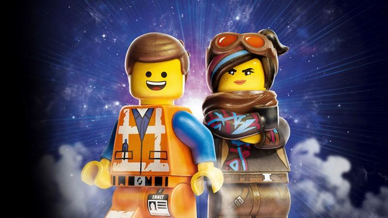 Фотообои Лего постер