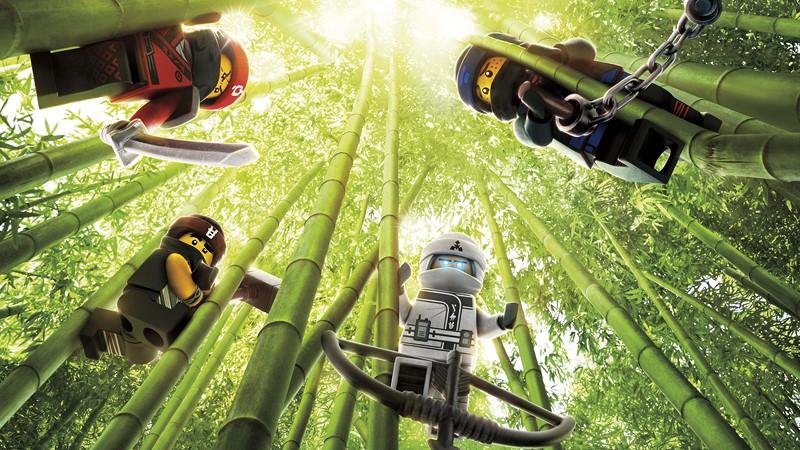 Фотообои Ninjago movie