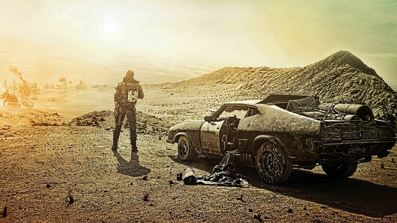 Фотообои Вид на конец света