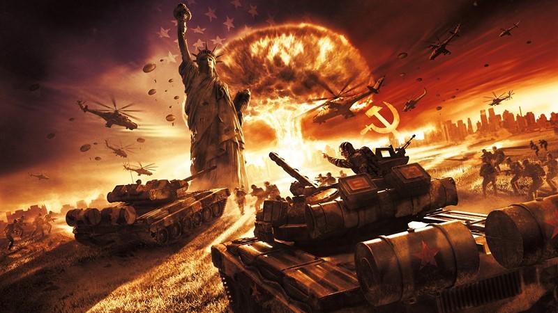 Фотообои World in Conflict