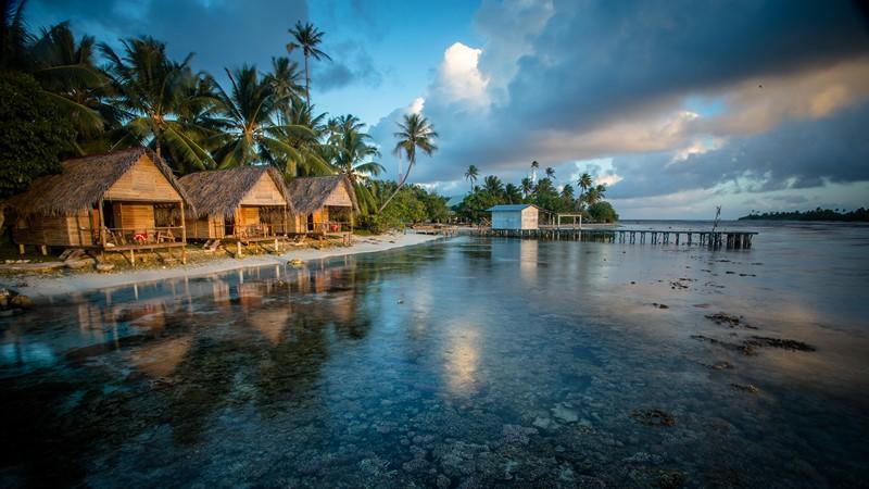 Фотообои Тихий берег