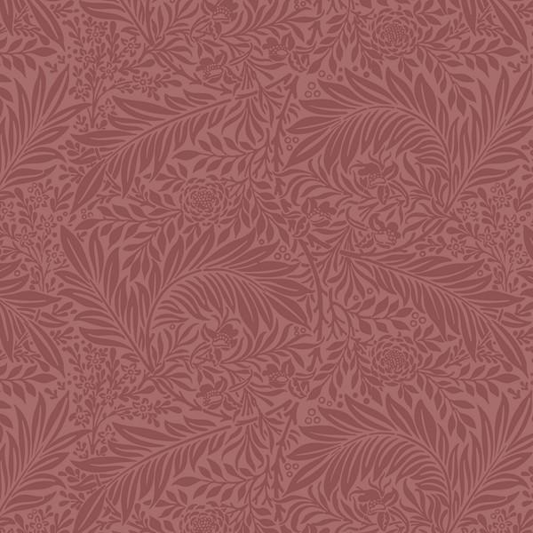 Фотообои Розовый цветочный узор