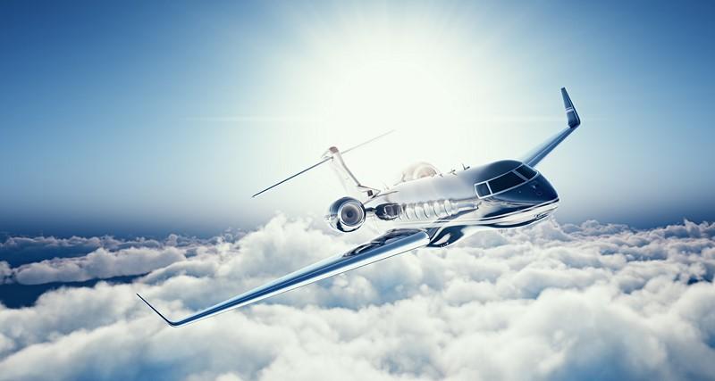 Фотообои Личный самолёт