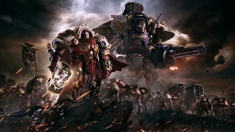 Фотообои Warhammer