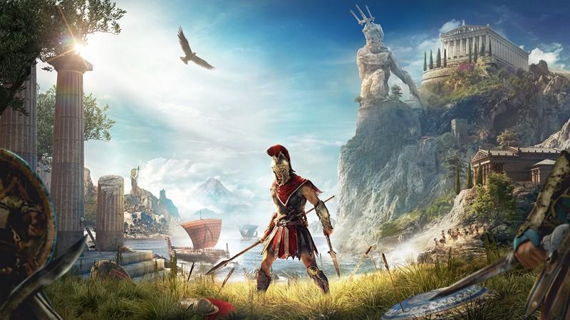 Фотообои Assassin's Creed