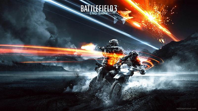 Фотообои Battlefield 3