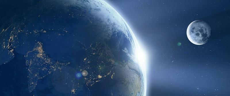 Фотообои Земля из космоса