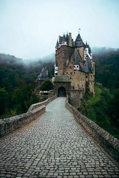 Фотообои Старинный замок