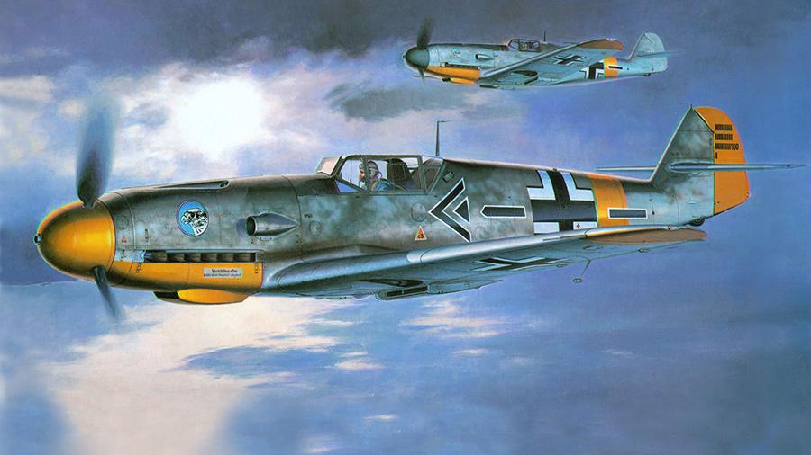 Фотообои Старые самолёты