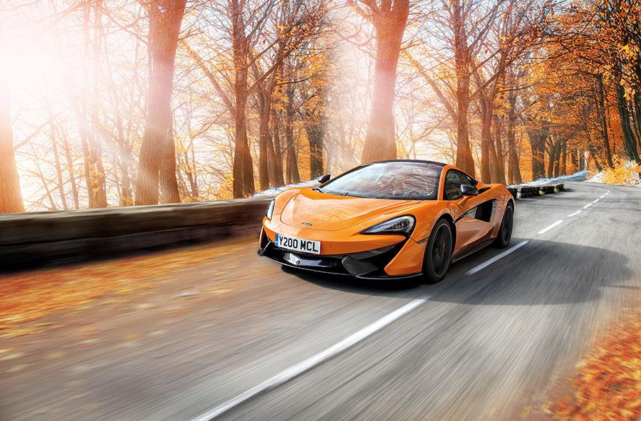 Фотообои McLaren