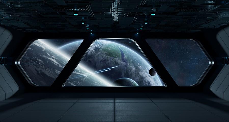 Фотообои Вид на космос