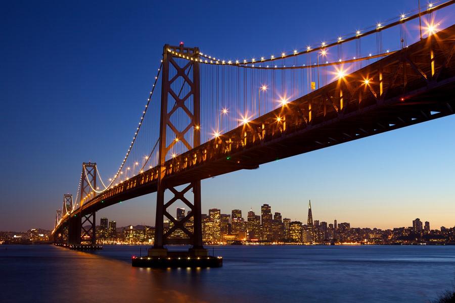 Фотообои Мост Сан-Франциско