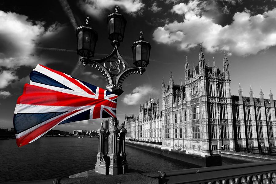 Фотообои Флаг Англии