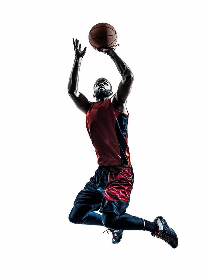 Фотообои Баскетболист