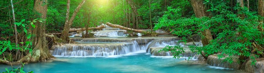 Фотообои Маленький водопад