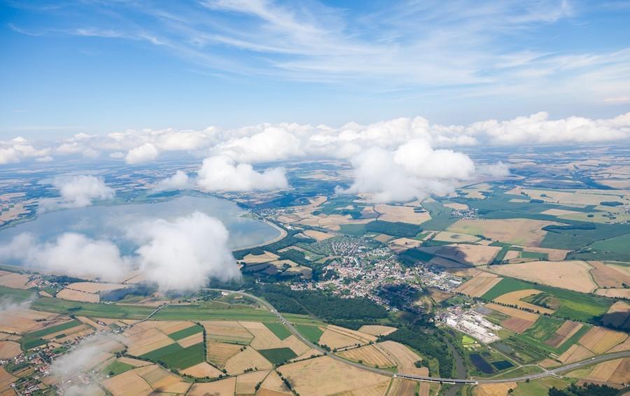 Фотообои Вид сверху