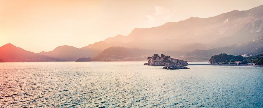 Фотообои Остров Санторини