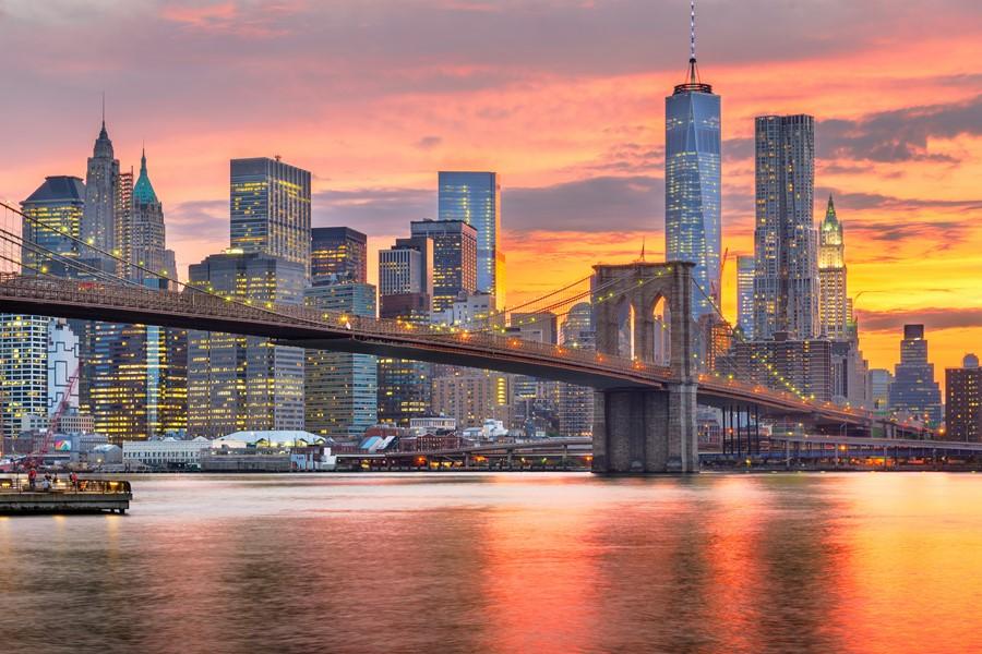 Фотообои Мост в Бруклин