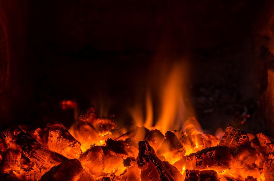 Фотообои Пламя