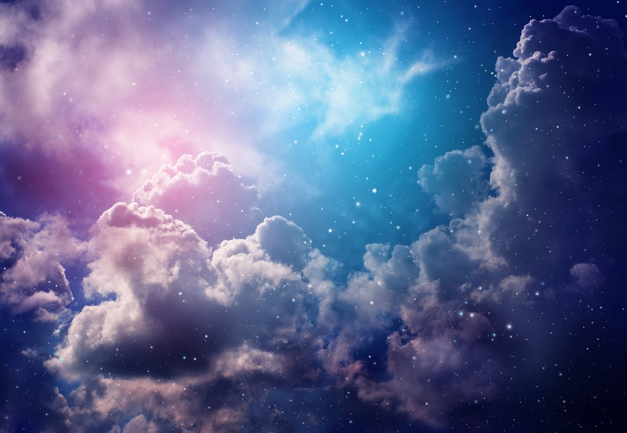Фотообои Сказочные облака