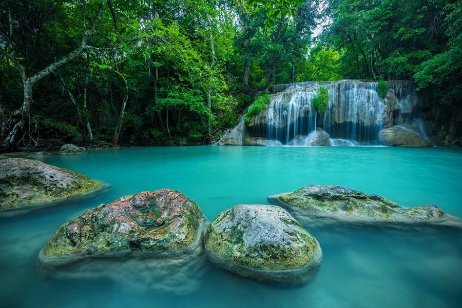 Фотообои Водопад Эраван