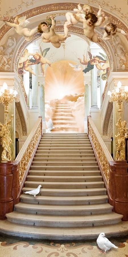 Фотообои Парадная лестница