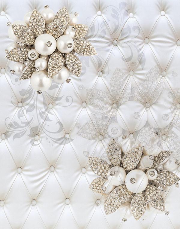 Фотообои Белая обшивка
