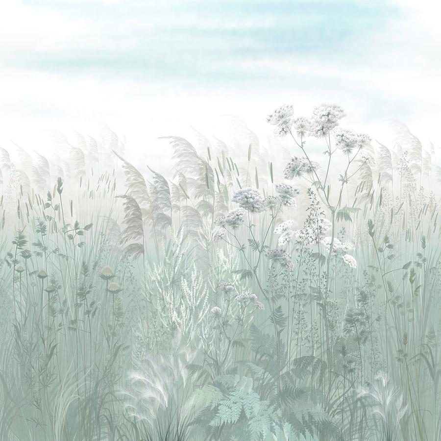 Фотообои Весна пастельная