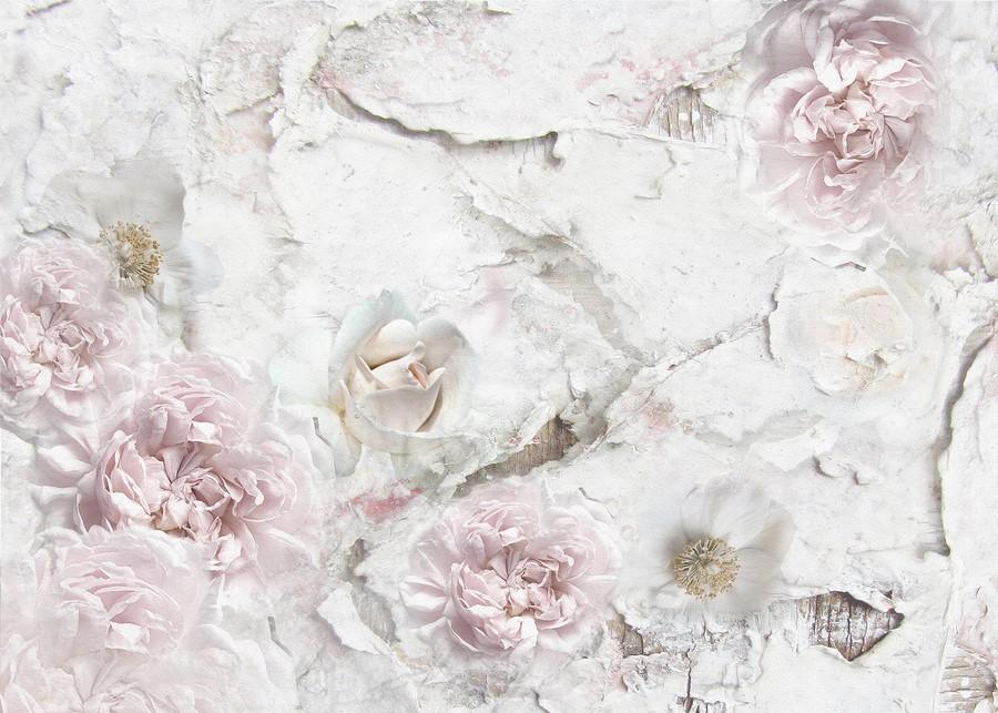Фотообои Цветочный фон