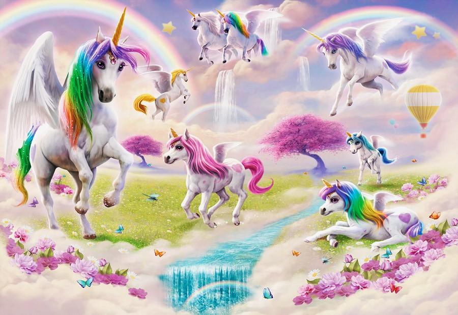 Фотообои Волшебные лошадки