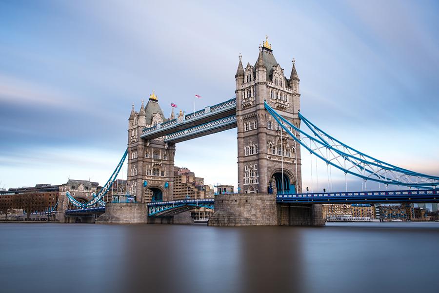 Фотообои Тауэрский мост в Лондоне