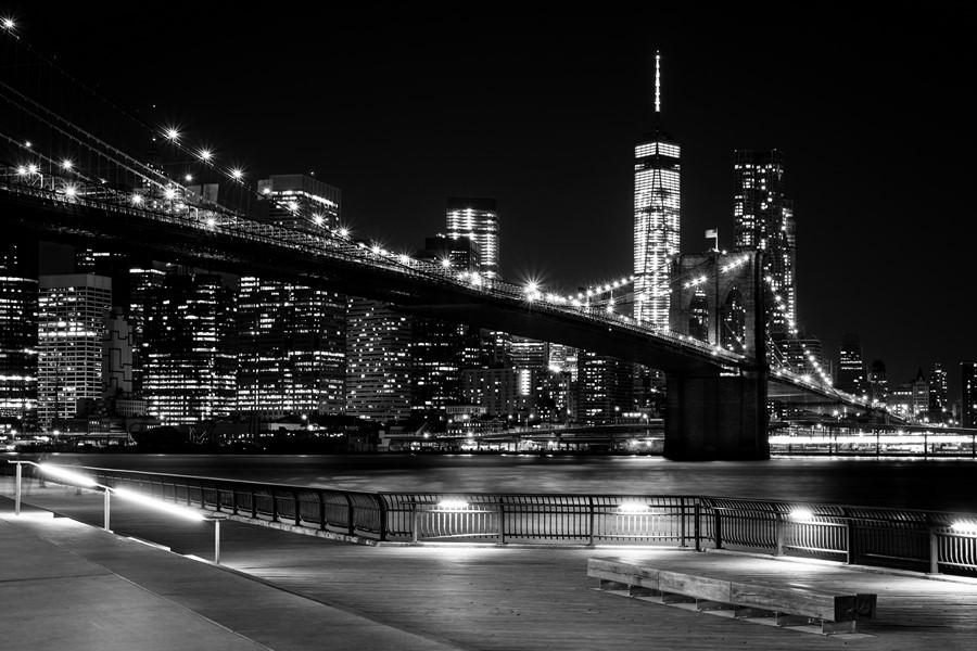 Фотообои Бруклинская набережная
