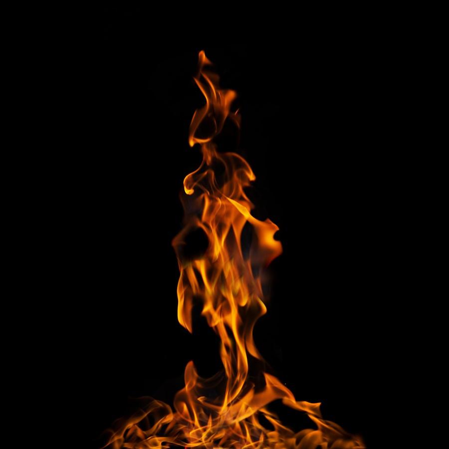Фотообои Языки пламени