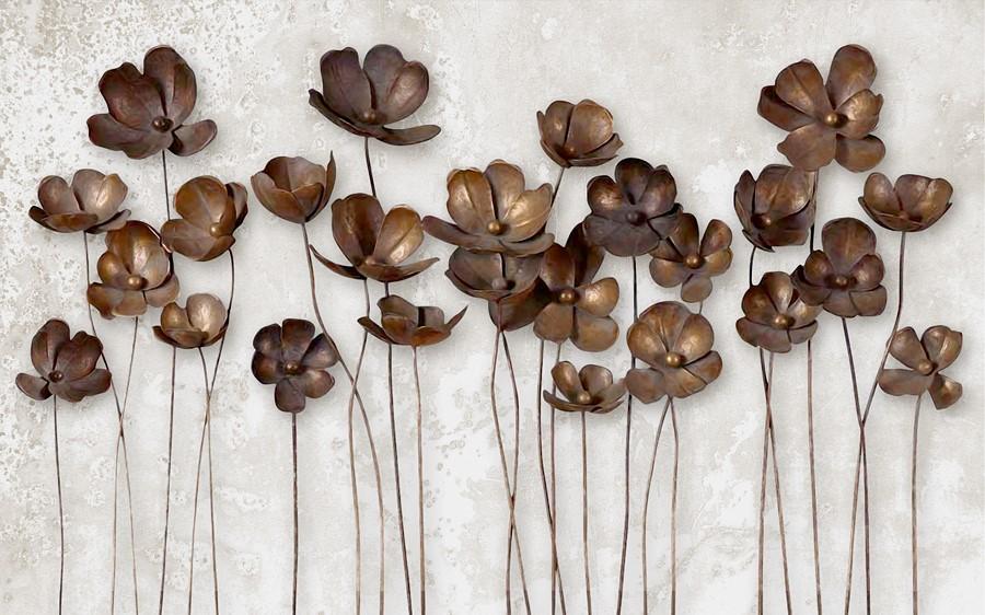 Фотообои Кованные цветы
