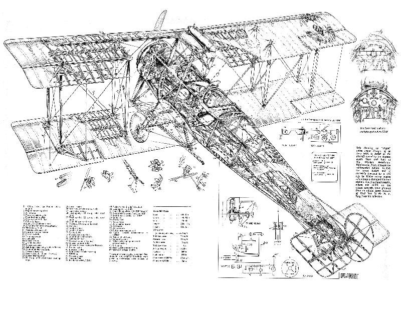 Фотообои Детали самолёта